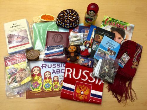 Includes Russian Culture And